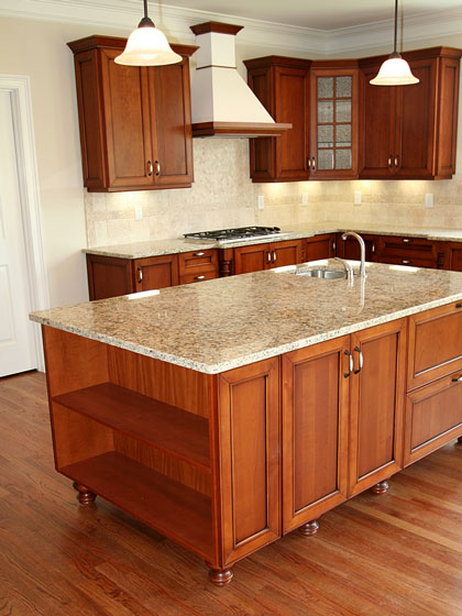 kitchen countertops - kitchen countertop selection guide