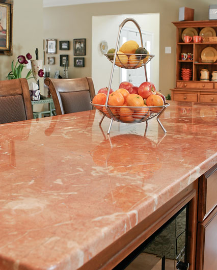 We have gather a list of few countertops options for you to consider
